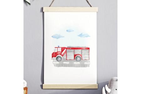 Image Camion Pompiers