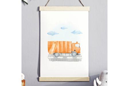 Image Camion Poubelles